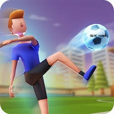 Download flick goal mod unlimited coins terbaru