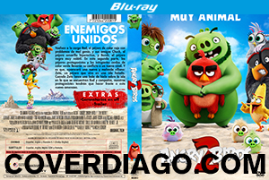 Angry Birds 2: La Película - BLURAY