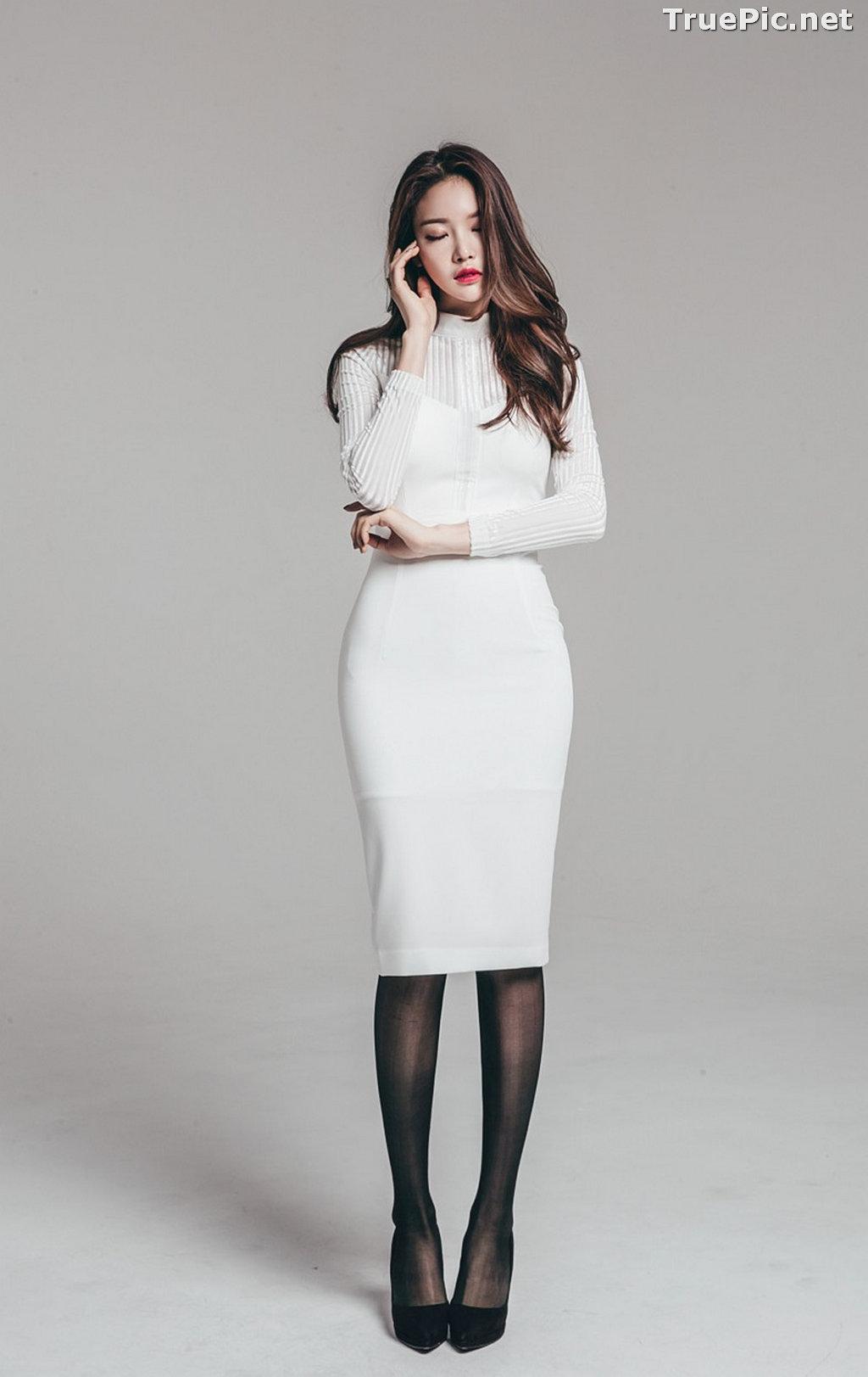 Image Korean Beautiful Model – Park Jung Yoon – Fashion Photography #11 - TruePic.net - Picture-54