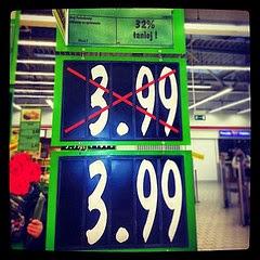 cena sklepowa