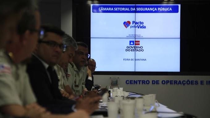 Mortes violentas seguem em queda na Bahia nos últimos 5 meses