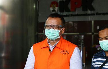 600ab7af4838d Dituduh Terima Suap Rp 25,7 Miliar, Edhy Prabowo: Saya Tidak Bersalah