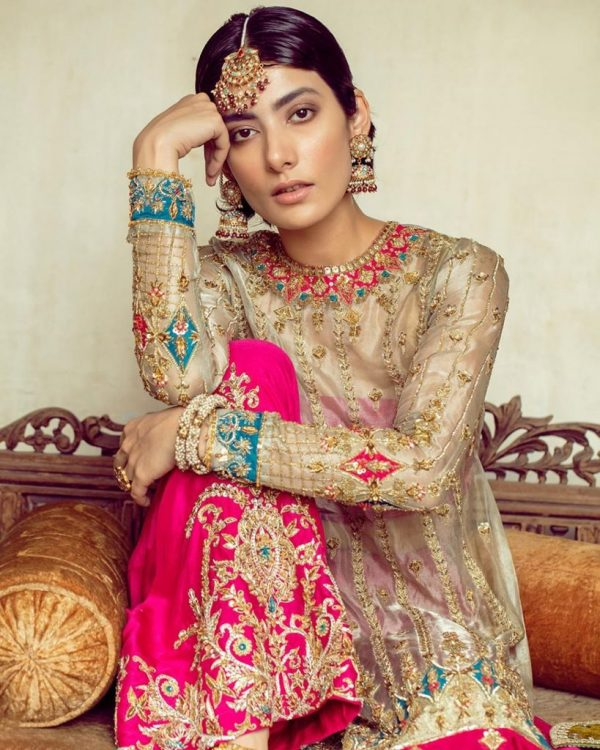 Eman Suleman Shinning in Latest Photoshoot