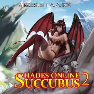 Hades Online: Succubus, Book 2