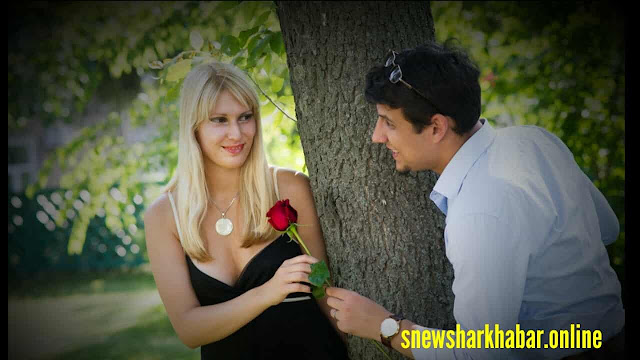 romantic images of couple