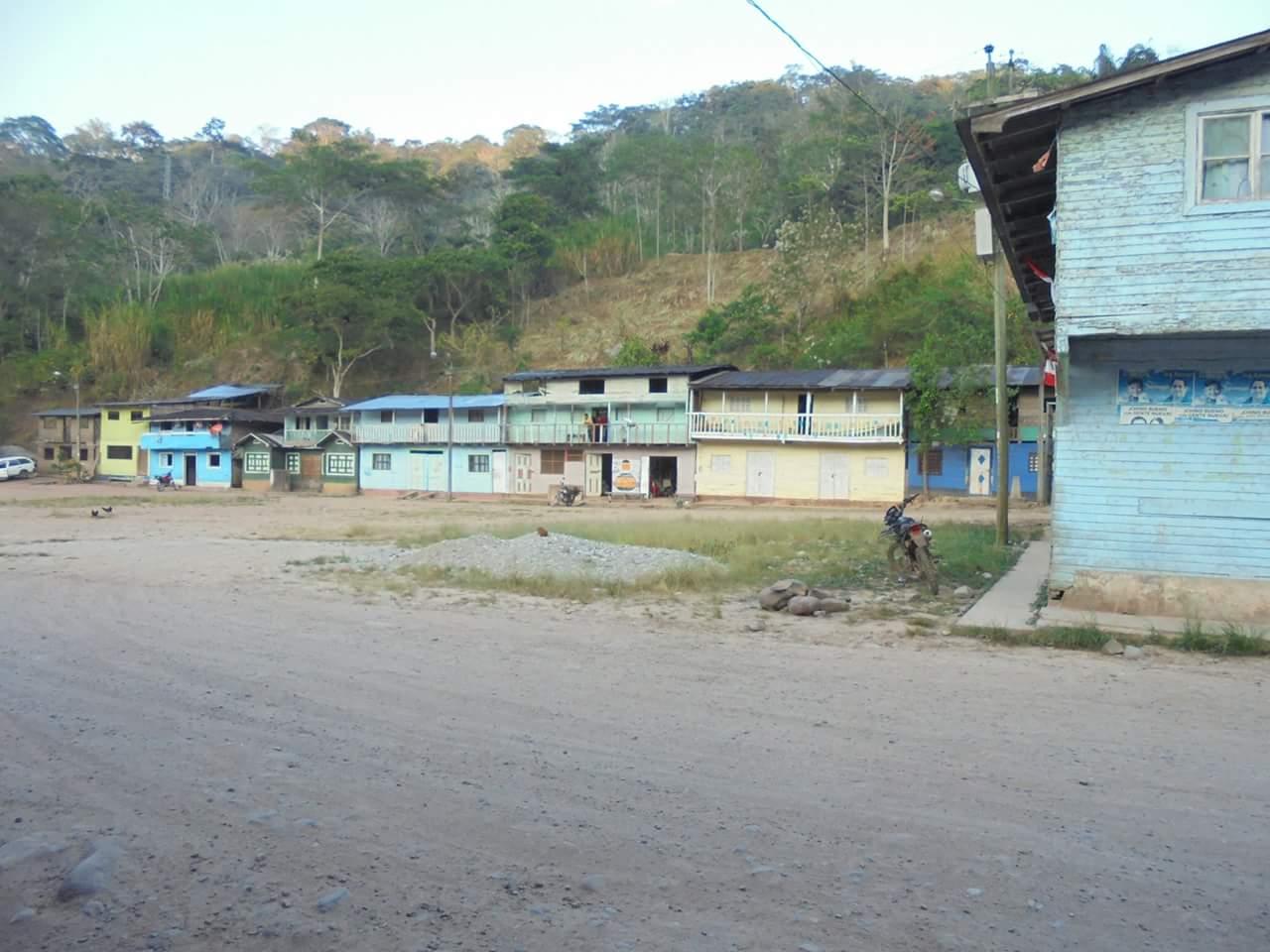 centro poblado