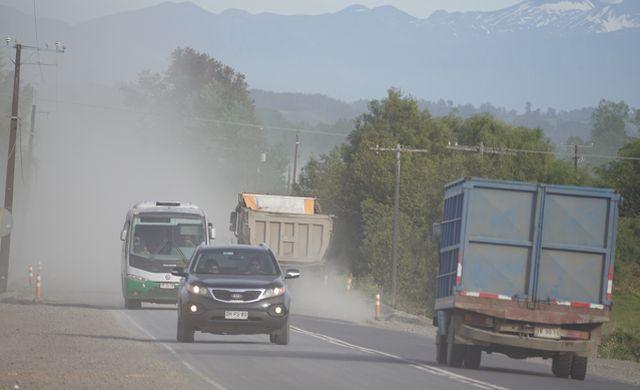 Alcaldesa de Puyehue exige se cumpla plan de contingencia en Ruta 215