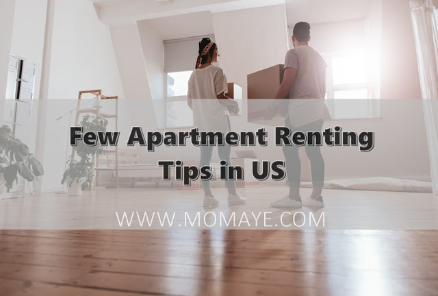 Few Apartment Renting Tips in US