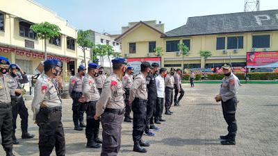Polda Lampung Gelar Operasi Aman Nusa II Penanganan Covid-19 Tahap V