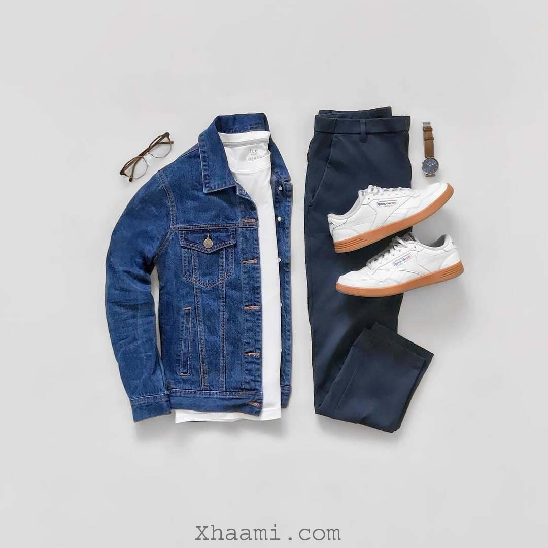 guys dressing ideas with blue jeans