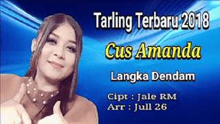 Lirik Lagu Langka Dendam - Cus Amanda