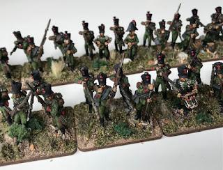 Russian Jaegers 1808