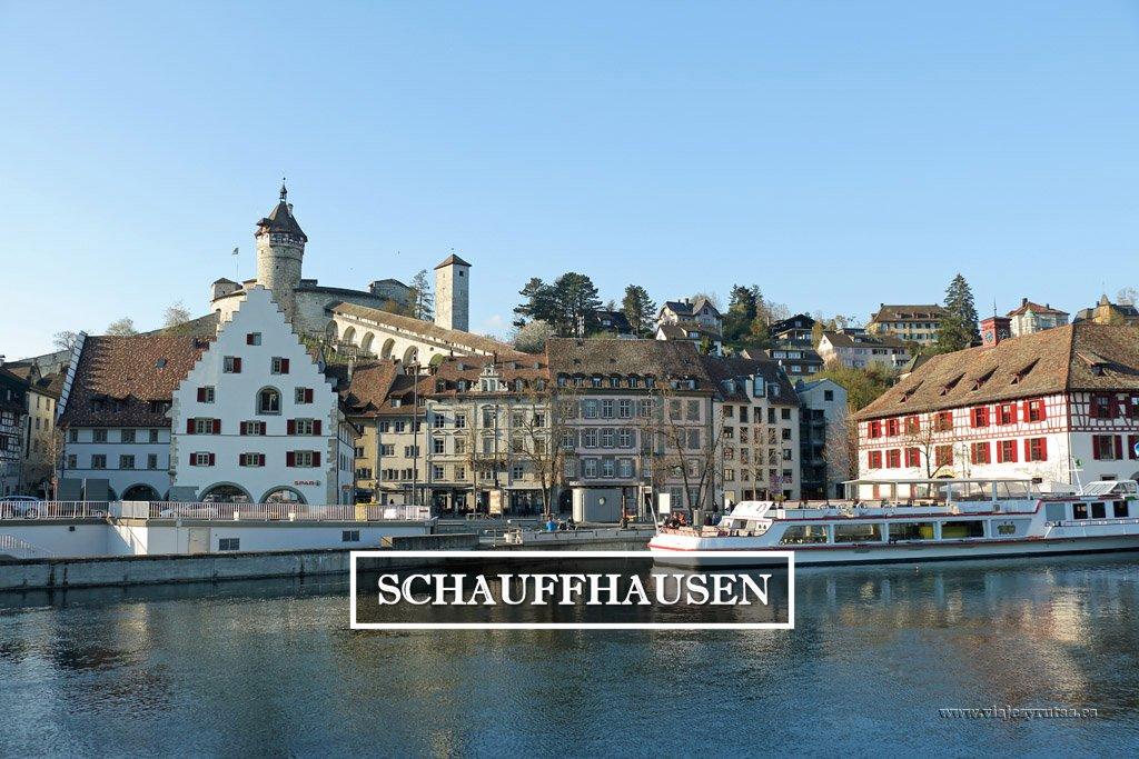 Qué ver en Schaffhausen, antesala a las cataratas del Rin