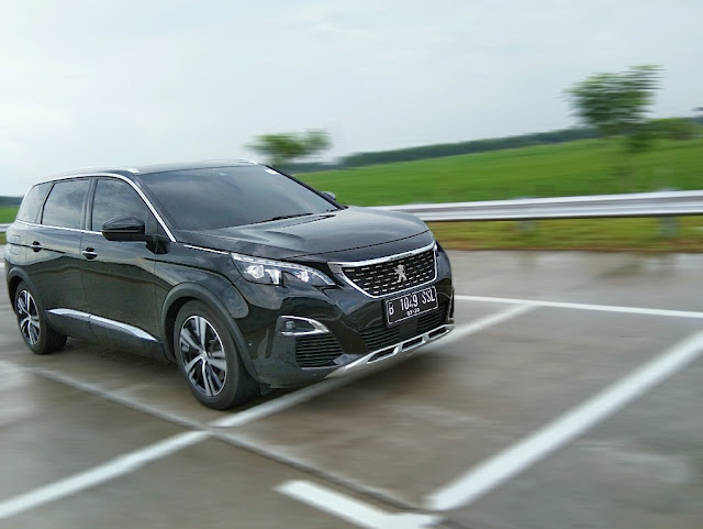 Test Drive Peugeot Allure Plus