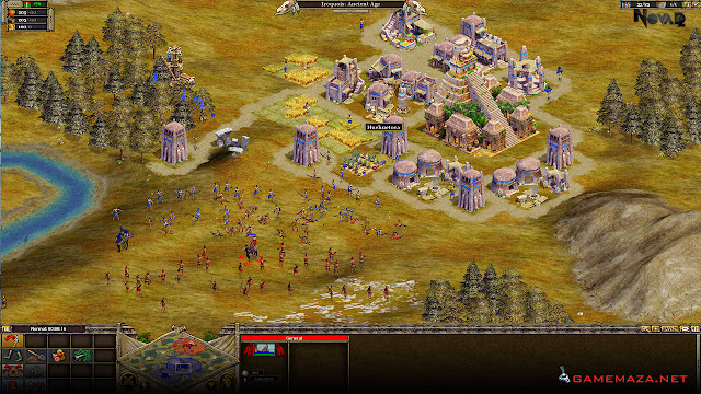 Rise of Nations Gold Edition Gameplay Screenshot 1