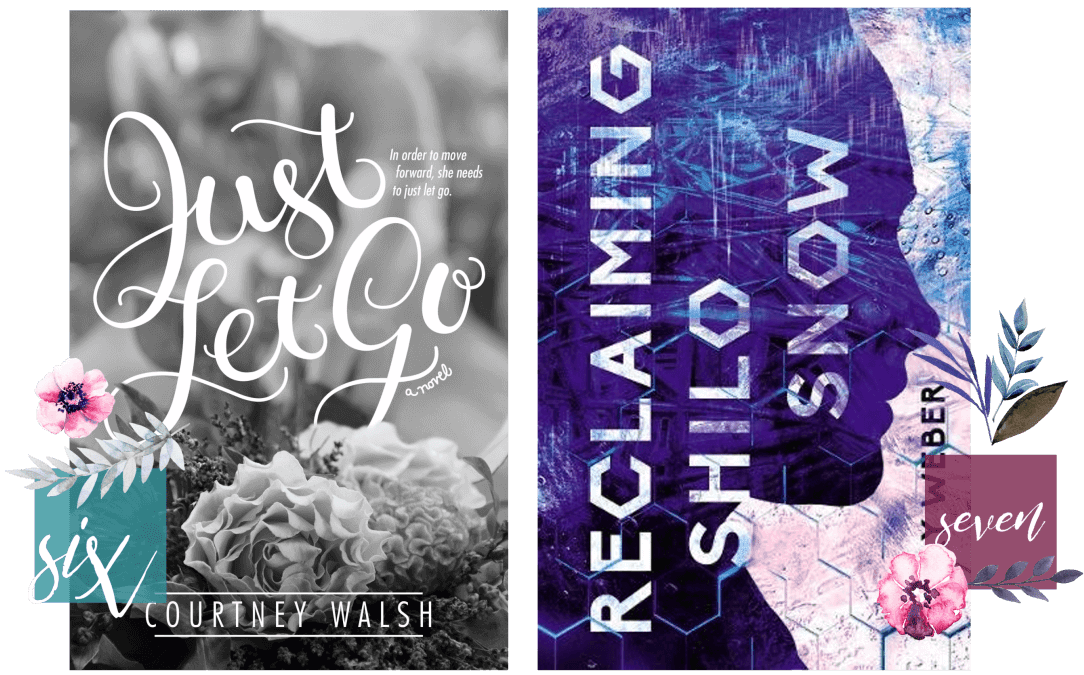 Books on my Spring 2018 TBR!! (AKA The Books I *Want* To Read This Spring, but Won't). What do you plan to read? Text © Rissi JC