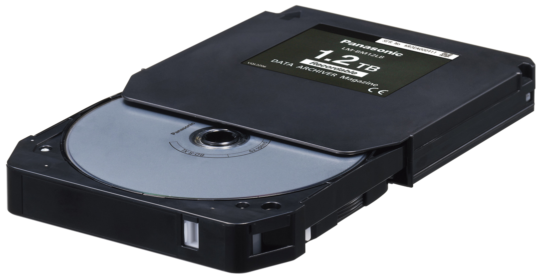 Panasonic blu-ray Data Archiver