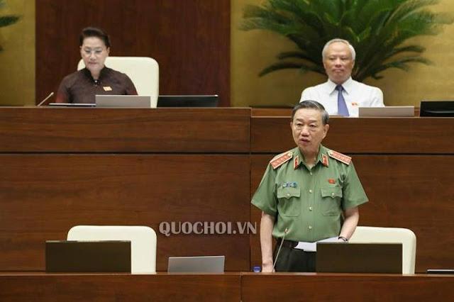 Chủ tịch QH đề nghị không trả lời câu hỏi: Vì sao tướng lĩnh bị kỷ luật nhiều như vậy?