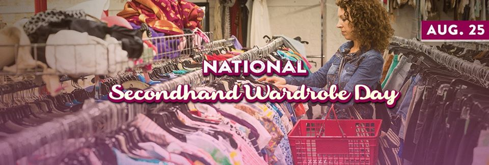 National Secondhand Wardrobe Day