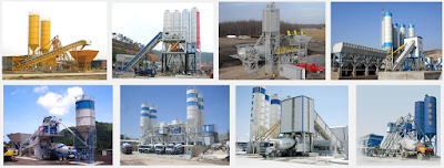 Concrete Batching Plant, Concrete Ready Mix Plant