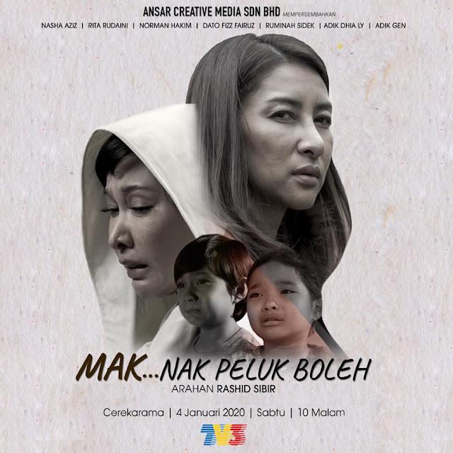 Cerekarama Mak Nak Peluk Boleh tv3