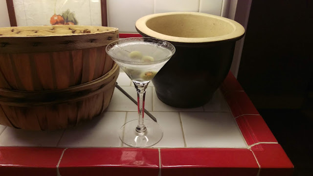 Barnard Recipe for the Perfect Dry Martini