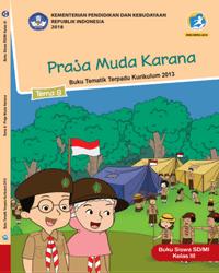 Buku tema 8 Siswa Kelas 3 K13 2018