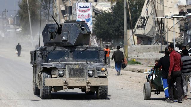 US-led coalition claims ISIS propaganda team killed in Iraq air strike