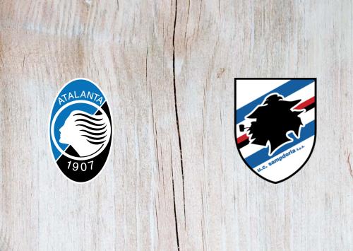 Atalanta vs Sampdoria -Highlights 24 October 2020