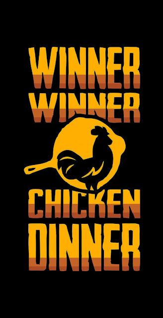 Winner Winner Chicken dinner Pubg Wallpaper