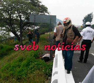 Hallan cuerpo sin vida de un hombre en carretera Fortin-Orizaba