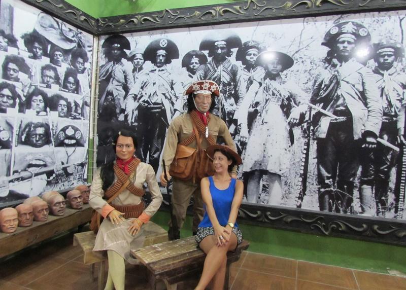 Embaixada dos Bonecos Gigante - Pernambuco