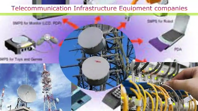 Telecommunication Infrastructure Equipment companies