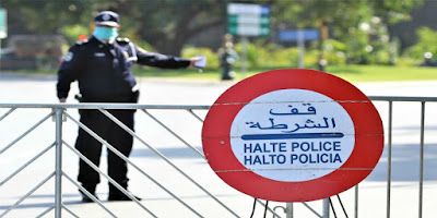 Maroc- L'état d'urgence ne prendra fin qu'en Janvier 2021
