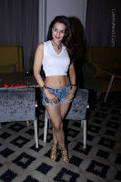 Bollywood Actress Ameesha Patel Latest Spicy Pics in Tiny Denim Shorts .COM 0013.jpg