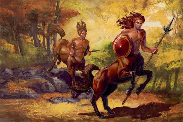 Greek Mythology: Centaurs - photo#27