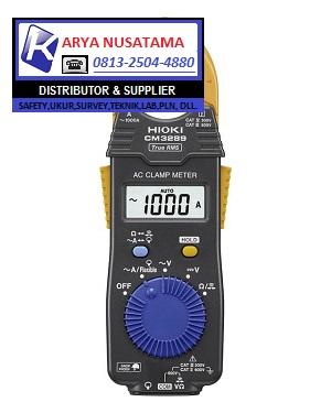 Jual Hioki  CM3289 Digital Clamp Meter di Tasik
