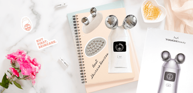 Touch Beauty's 3 In 1 Skincare Device Review By Barbies Beauty Bits