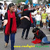 Nukkad Natak on certain issues like Women Empowerment at ‪#‎Raahgiri‬ 7th feb gurgaon