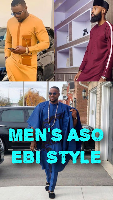 Men's Ankara styles for 2020
