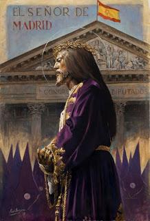 Raúl Berzosa anuncia la procesión del Medinaceli de Madrid