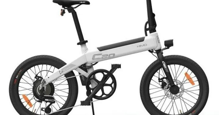 df25f351147 Xiaomi launched the Himo C20 Electric Bike.