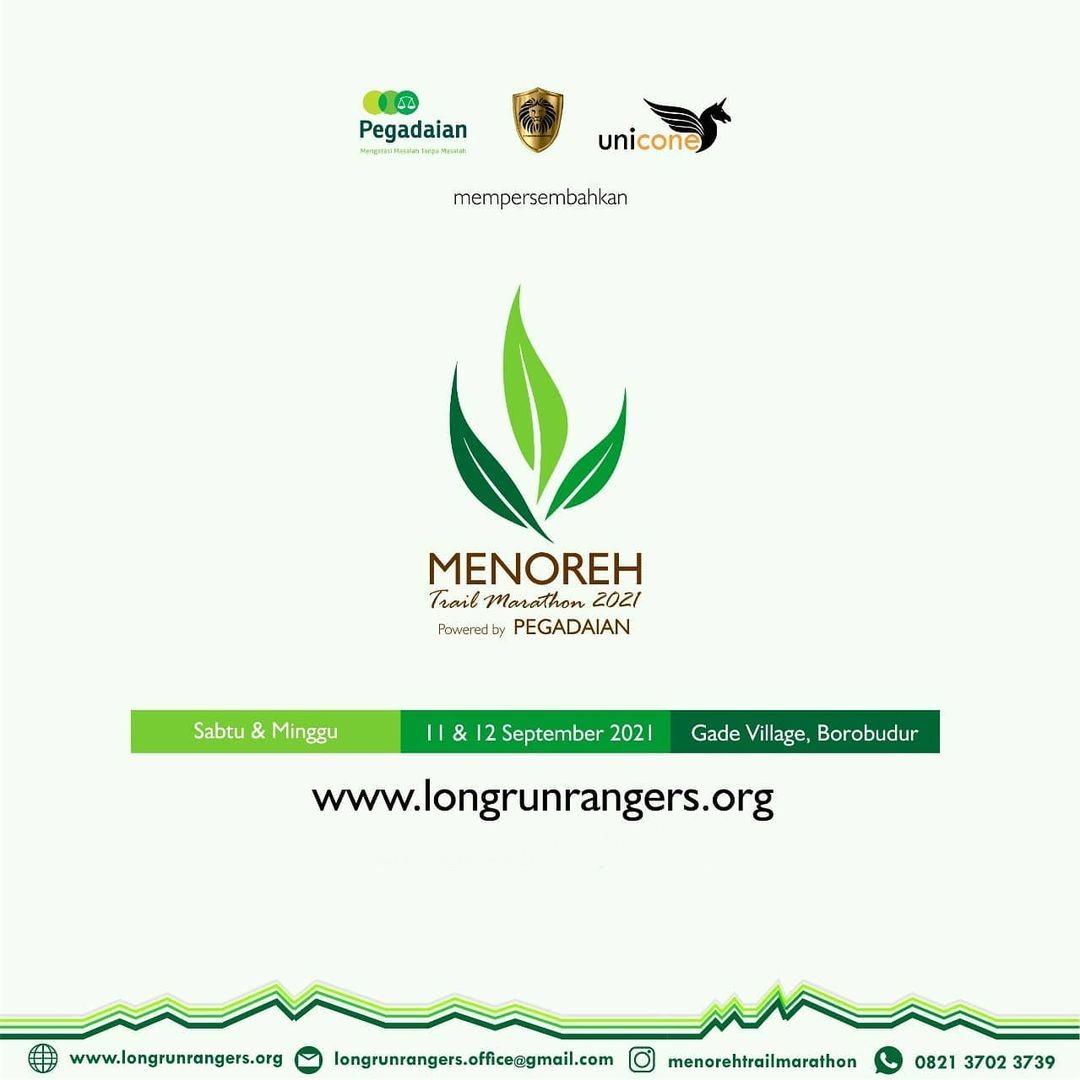Menoreh Trail Marathon • 2021