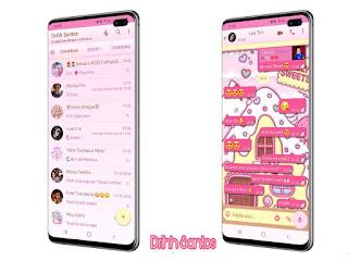 House Kitty Theme For YOWhatsApp & Fouad WhatsApp By Driih Santos