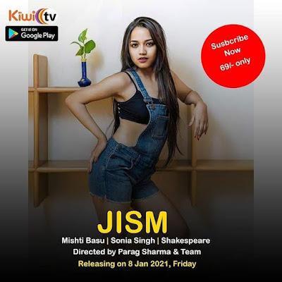 Jism Kiwi TV web series Wiki,