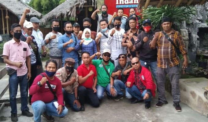 PWI Banten Dukung Terbentuknya Forum Jurnalis Serang Raya
