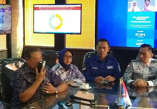 Sby Mengucapkan Selamat Kepada Gubernur Sumatera Utara Edy Rahmayadi Melalui Telepon