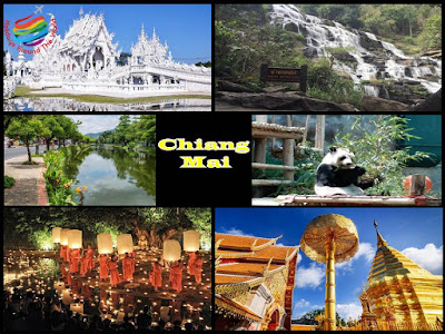 The best tourist places in Chiang Mai