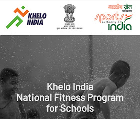 Circular about registration in khelo india fitness assessment for school going children under fit india program
