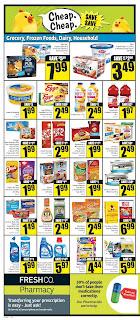 Freshco Canada Flyer January 25 - 31, 2018